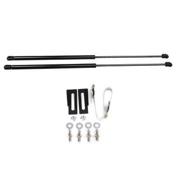 1Set Car Front Engine Cover Bonnet Hood Shock Lift Strut Struts Bar Support Rod Arm Gas Spring Bracket For Subaru XV 2018 2019