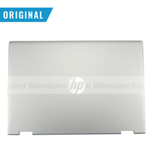 New Original LCD Back Cover for  HP Pavilion X360 14-CD 14-cd005ns touch L22287-001 L22239-001 Silver / golden