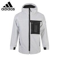 Original New Arrival Adidas O1 WB TRAVEL Men's jacket Hooded Sportswear
