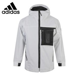 Image 1 - Originele Nieuwe Collectie Adidas O1 Wb Reizen Mannen Jas Hooded Sportkleding
