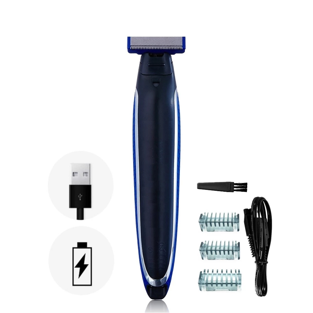 High Quality Replaceable Shaver Head Accessories Electric Razor Beauty Beard Shaver Cleaning Machine Razor