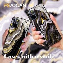 Custodia in marmo di lusso con struttura in pietra per Samsung Galaxy S20 Plus A71 70 A51 50 S10 nota 20 10 Cover per telefono in gomma siliconica Ultra morbida