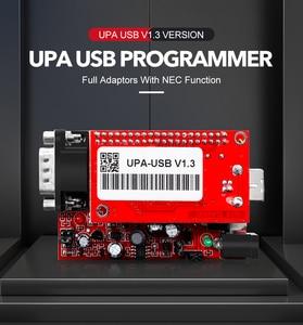 Image 2 - OBD2 UPA Diagnostic tool ECU Programmer UPA USB V1.3 With Full Adapter ENC Powerful function for program code reader scanner