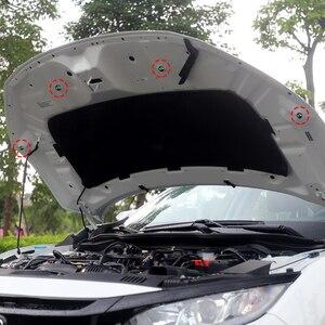 Image 5 - 4Pcs Car Door Shock Absorption Gasket Stickers For BMW Mini Cooper X5 X1 E46 E90 E60 F10 F30 E39 E36 F20 E87 E92 F31 E30 G30 G20