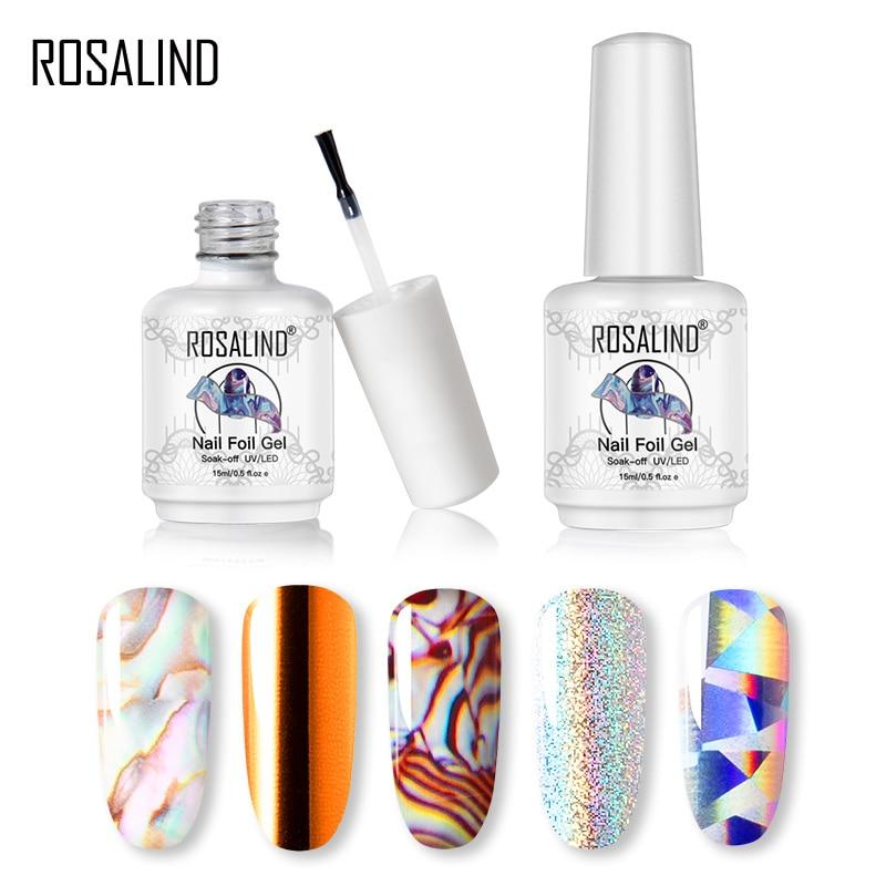 Classy Nail Art Foils Set