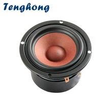 Tenghong 1 шт 3 Φ 4 Ом 8 20 Вт полный диапазон hifi «сделай