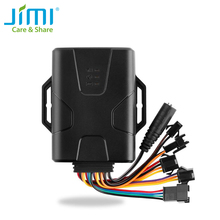 Jimi GT800 Multifunctional Vehicle GPS Tracker With Battery Real-time GPS+AGPS Tracking Two-way Talk For Vehicle Tracking Taxi cheap tourrun 22*15*7cm Remote Control No Screen Innovate by Concox 850 900 1800 1900 MHz Only available for 2G One year 3 7V 800mAh Lithium battery