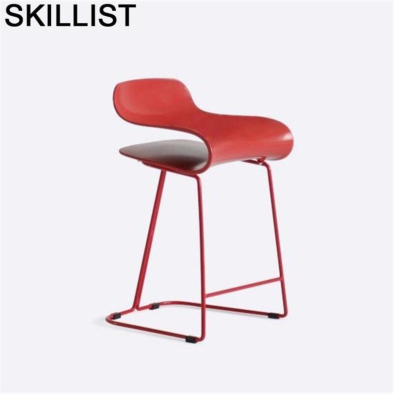Stoelen Stuhl Taburete Cadir Sandalyesi Comptoir Sgabello Silla Banqueta Cadeira Tabouret De Moderne Stool Modern Bar Chair