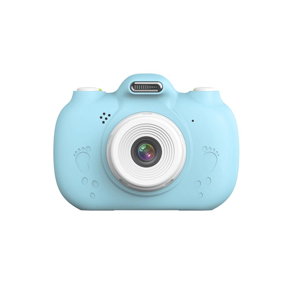 Kids Camera Toys Kids Digital Camera 18MP HD With 32G Card 2.4 Inches Screen Dual Selfie Video Game Camcorder Toys For Children