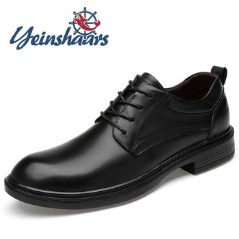 Mens Shoes Genuine Leather Boots Fashionable Breathable Shoes Classic Handmade Casual Mens Boots British Stylish Plus Size 47 48