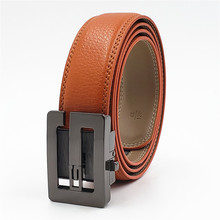 New Male Luxury Strap Fashion Designer Mens Belts Genuine Leather Belt for Men G Buckle Automatic