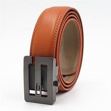 New Male Luxury Strap Fashion Designer Mens Belts Genuine Leather Belt for Men G Buckle Automatic