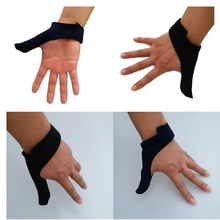 Adjustable Stretch Bowling Thumb Saver Bowling Ball Finger Grip Protector Gear
