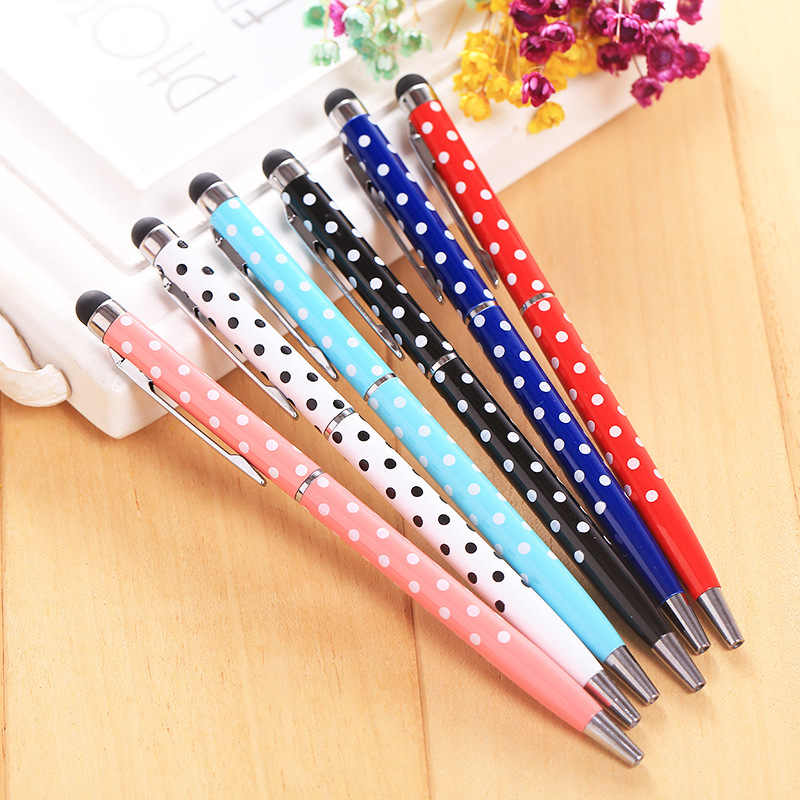 Creative 1pcs Multifunctional Touch Pen Out of Pencil Case Write Easy And Smooth Pencil Bag Stationery Supplies