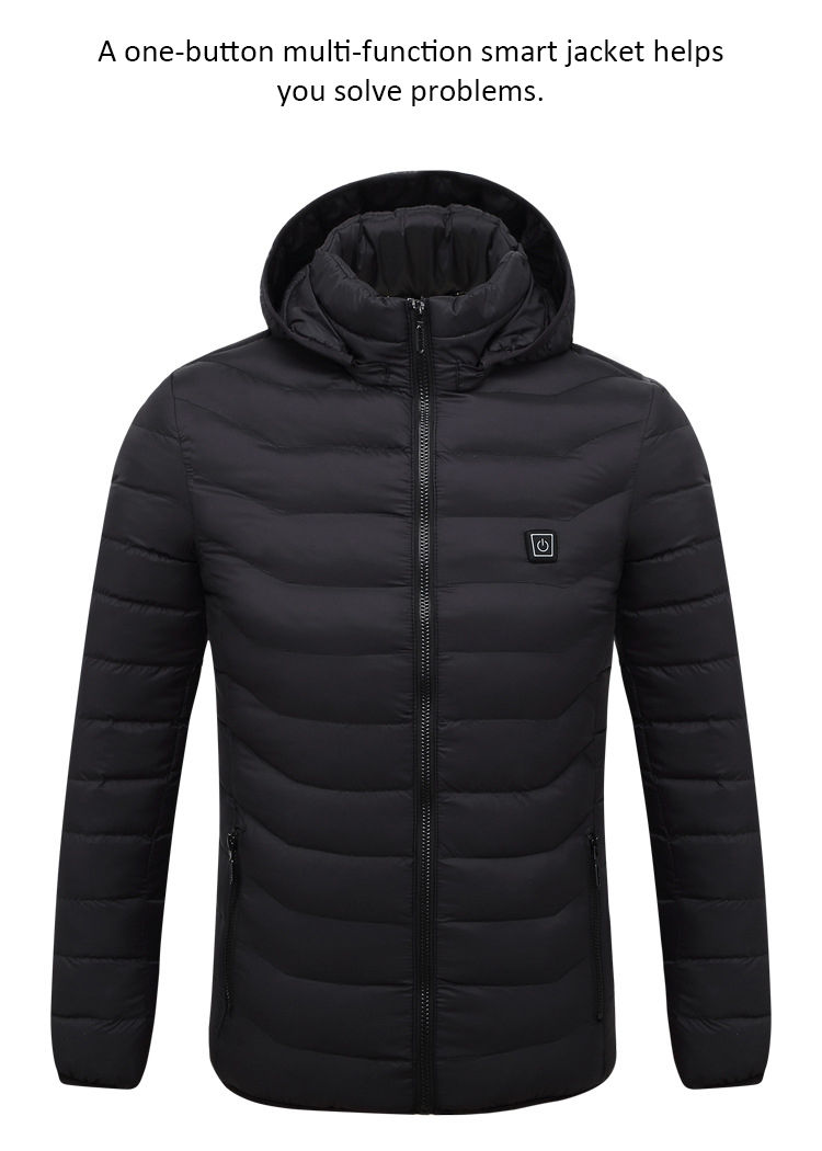 H8d26002d94e84c2c977655c9bd490e37g 3 Color Heated Winter Jacket