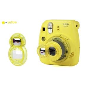 Image 5 - 2019 Новый чехол для камеры Fujifilm Instax Mini, сумка из искусственной кожи с плечевым ремнем для Polaroid Instax Mini 9 8 + 8
