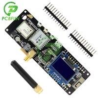 T-beam ESP32 433/868/915/923Mhz WiFi Wireless Bluetooth modulo ESP 32 GPS NEO-6M per SMA LORA 32 18650 portabatterie con OLED