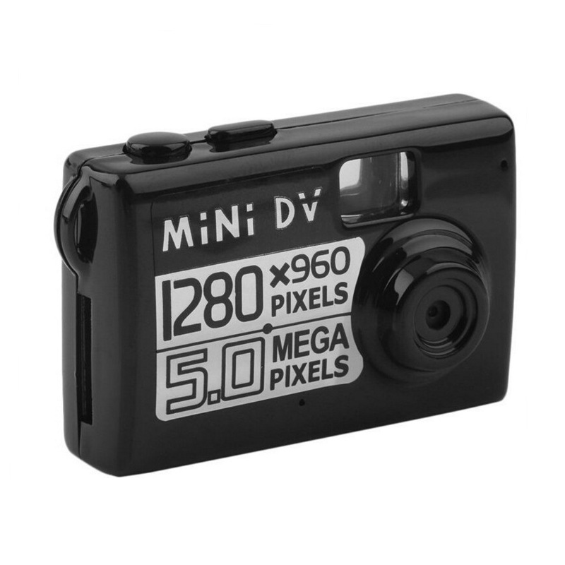 High-definition Digital Video Camera With Viewfinder Video Camera Iron Box Camera Y2000 SQ8 Camera