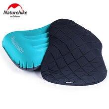 Naturehike ao ar livre inflável viagem travesseiros capa conjunto NH17T013-Z travesseiro
