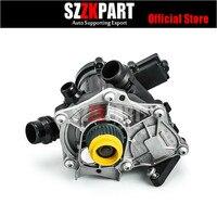 Car Thermostat Electronic Water Pump 06L121111E 06L121111H Fit for Audi A1/A3/S3/A4/S4/A5/S5/A6/S6/A7/Q3/Q5/Q7/TT