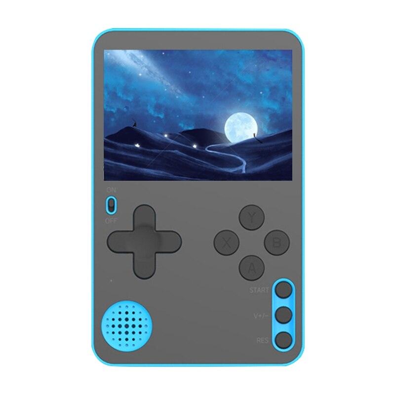Портативная игровая консоль ультратонкая карточная игровая консоль портативная ретро-игровая консоль хорошие подарки для детей и взрослы...