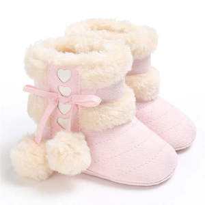 2019 Winter Snow Baby Boots 7-