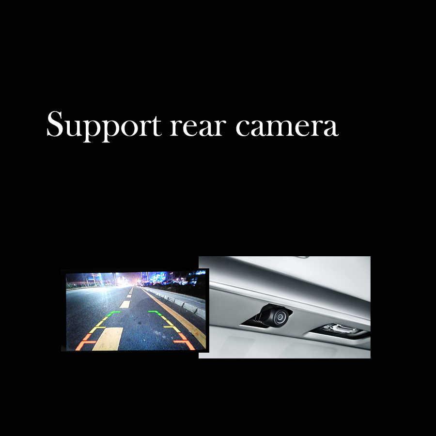 Dsp アンドロイド 9.0 4 ギガバイト + 32 ギガバイトオクタコア車のラジオ dvd プレーヤー無線 lan rds の bluetooth のための gps マップトヨタプリウス 2009 2010 2011 2012 2013