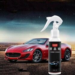 Automotive Nano powłoka Spray lakier do samochodu powłoka ceramiczna pielęgnacja lakieru samochodowego powierzchnia powódź Auto polski do samochodu Drop Shipping