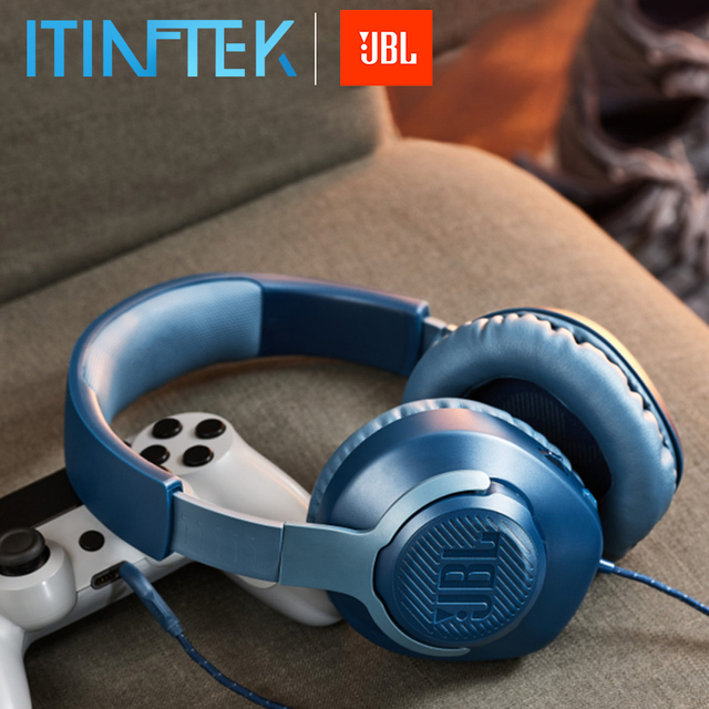 JBL QUANTUM100 Gaming Headset 7.1 with Mic 3