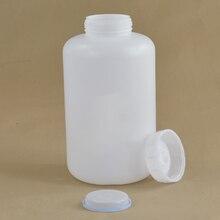 5L עגול אוטומטי תסיסה בקבוק לעבות פלסטיק מיכל שימושי בית תסיסה כלי מזון כיתה חומר