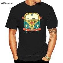 Hippie Van - Men'S Funny Premium T-Shirt Popular Tagless Tee Shirt