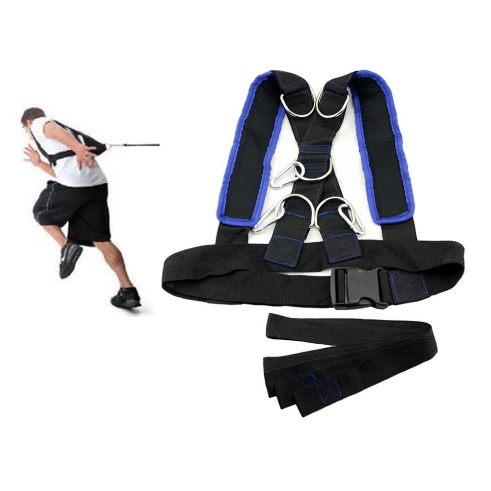 Velocidade de Treinamento de Фитнес Em Execução Trenó Arnês Conjunto Para O Атлетико Exercício блины для кроссфита Equipamento de Musculaç