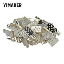 YIMAKER 40pcs ใหม่ Clamp สำหรับคาร์บอนแผ่นอุ่นพื้น