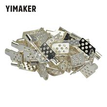 YIMAKER 40pcs New Clamp Connector For Carbon Heating Film Warm Flooring