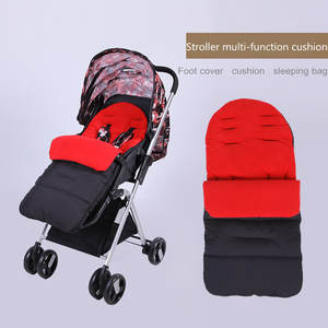 Seat-Cushion Mattresses-Envelopes Stroller-Pad Feet-Covering Sleeping-Bag Infant Baby