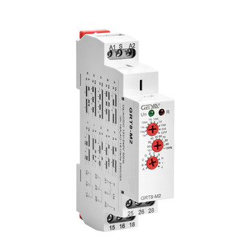 цена Multifunction Time Relay 16A Din Rail Type 10 Function Adjustable Timer Relays 12V-240V AC DC онлайн в 2017 году