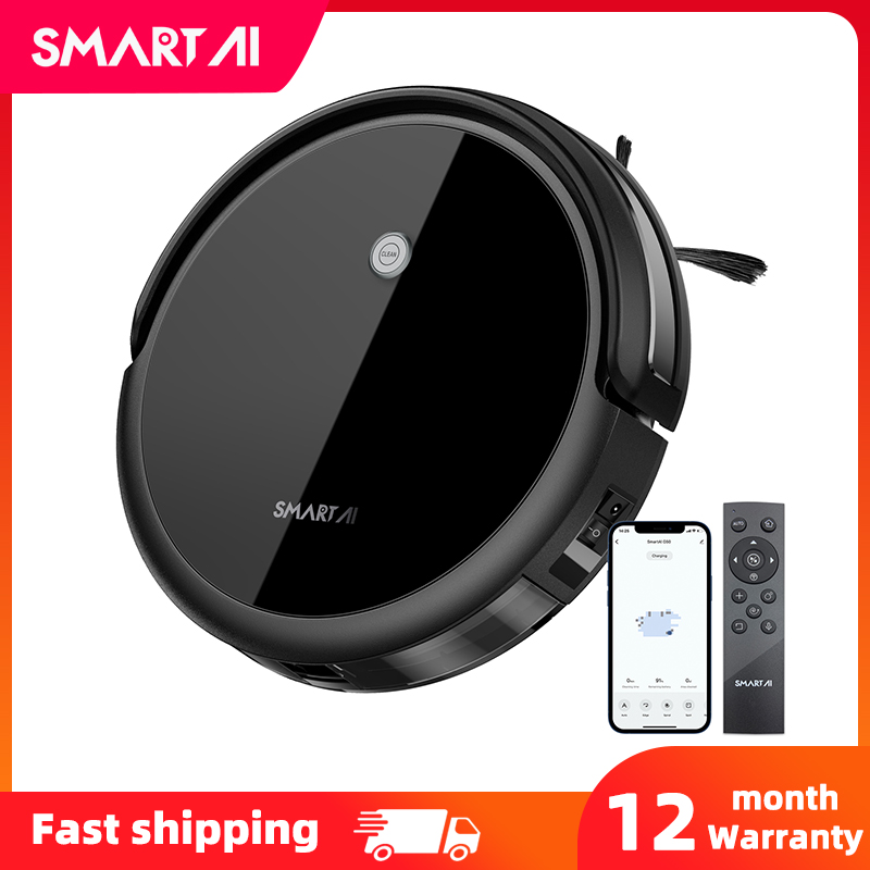 360 SmartAI G50 Robot Vacuum Cleaner 2600Pa Is Suitable For Floor Carpet Pet Hair Cleaning Wet Mopping Smart Home Cleaning Robot