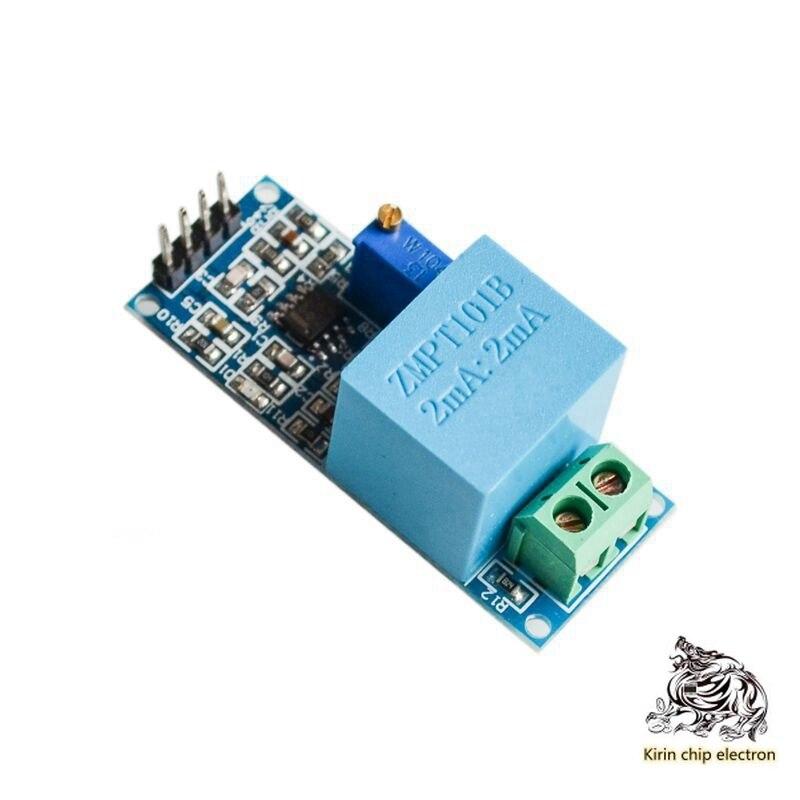 2PCS/LOT Voltage Transformer Module Single-phase AC Active Output Voltage Sensor Module