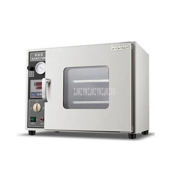 Electric Intelligent Vacuum Drying Oven Equipment Vacuum Chamber Oven For Laboratory Biochemistry Chemical Research DZF-6020AB