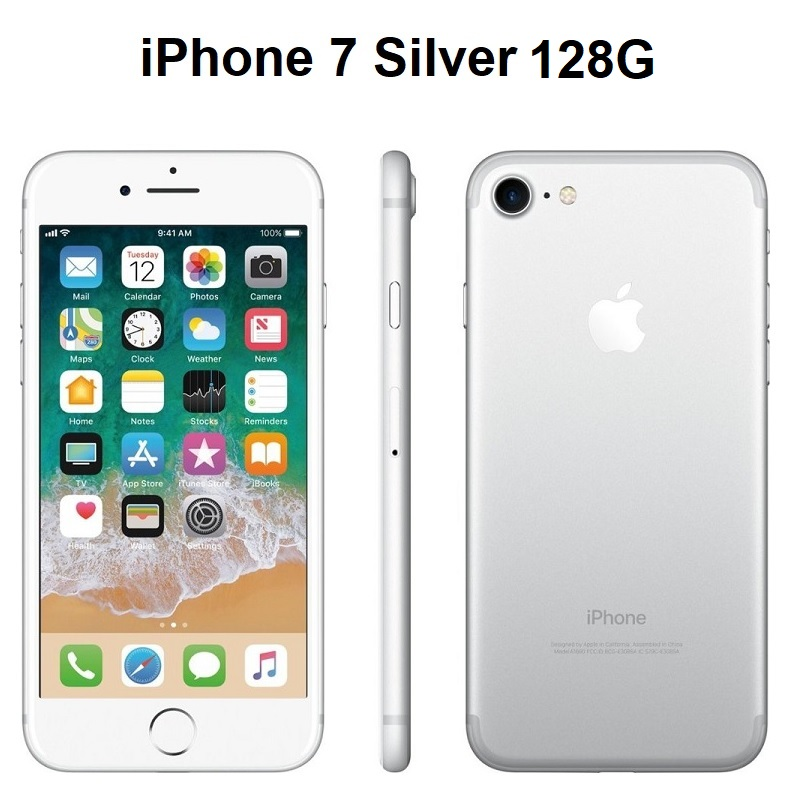 iPhone7 Silver 128G