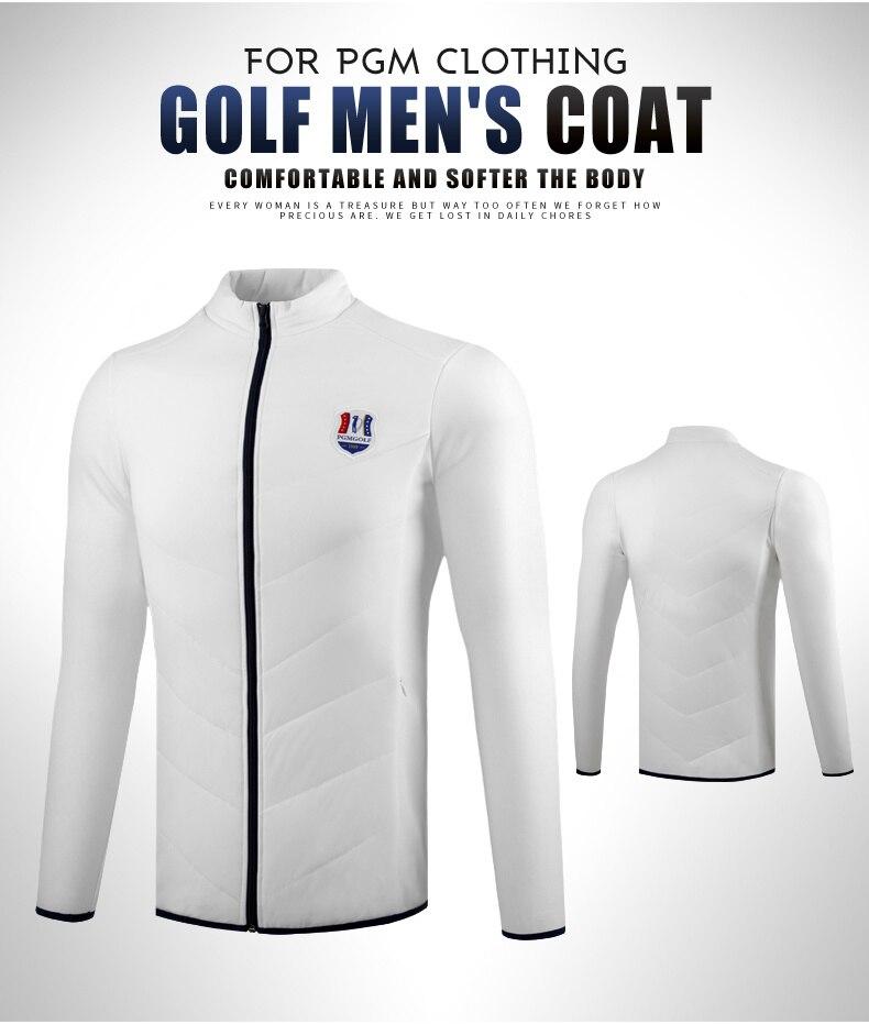Casacos de golfe