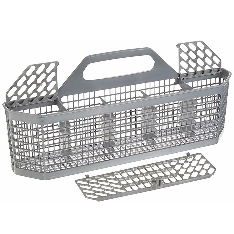Dishwasher Utensil Silverware Basket Kitchen Aid Assembly for Home House Tools _WK|Racks & Holders| |  - title=