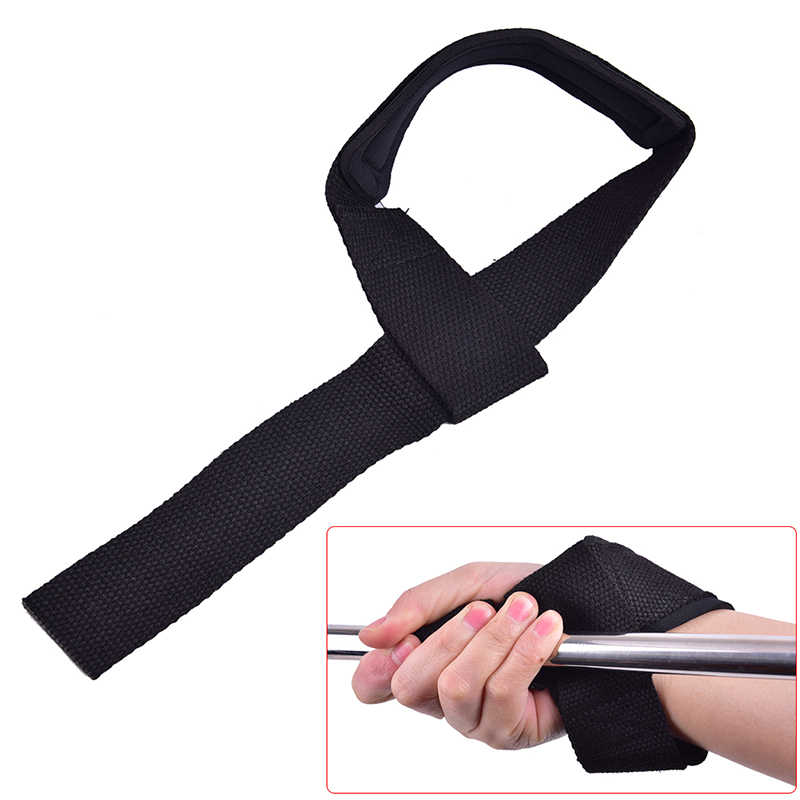 Wristband Gym Workout Wristband Weight Lifting Hand Straps Bodybuilding Support