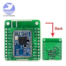 CSR8675 Bluetooth V5.0 Bluetooth Không Mô Đun Âm Thanh APTX HD Nén Không I2S Sợi SPDIF