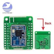 CSR8675บลูทูธV5.0ต่ำบลูทูธโมดูลเสียงAPTX HD LosslessการบีบอัดI2Sเส้นใยSPDIF
