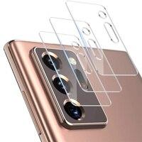 Kamera Objektiv Screen Protector für Samsung Galaxy Note 20 Ultra S20 Plus S10 E A51 A70 A50 A70 A20 S10E gehärtetem Glas Schutz