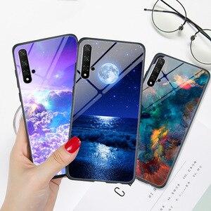 Black TPU Hard Plastic Case For Huawei Honor 10 9 Lite 7C 7A Pro 8X 8C 8A 8S Case Cover Honor 20 Pro Lite 10i 20i 9lite Case Bag(China)