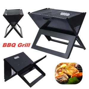 Portable Charcoal Grill Foldin