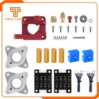 TWO TREES 3D Printer MK8 Extruder Upgrade Kit Spring Extruder Sock Tube Stepper Dampers Smoother for Ender 3 CR10 CR 10S Printer|3D Printer Parts & Accessories| |  -