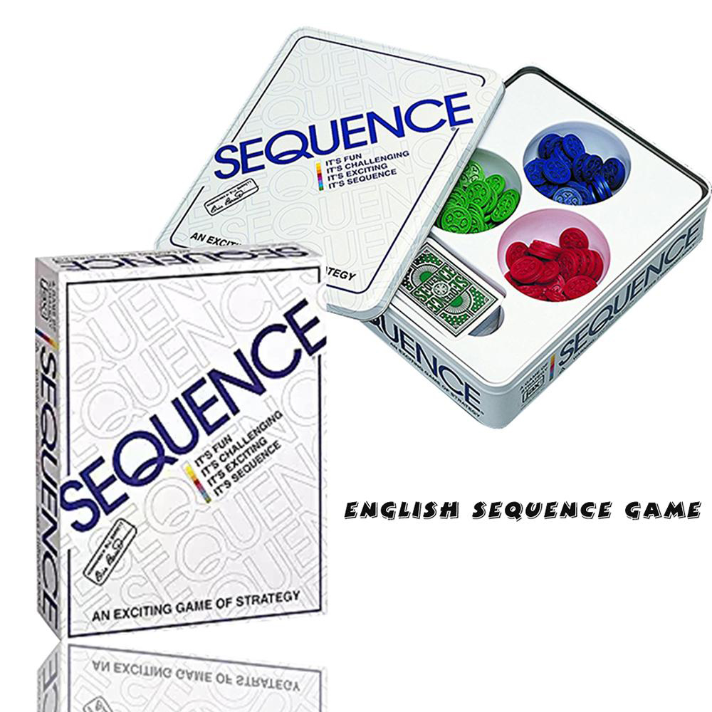 2020 Popular Entertainment Board Game Sequence Dixit Game Family Card Game Table Games For Party Kids Adult